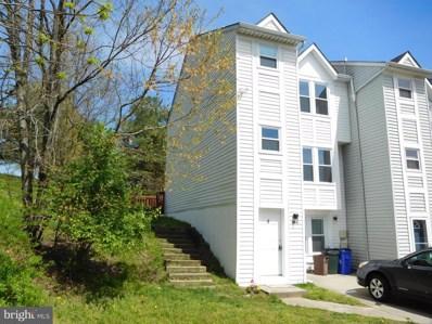 3441 Orange Grove Court, Ellicott City, MD 21043 - #: MDHW261354