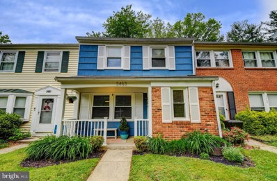 5463 High Tide Court, Columbia, MD 21044 - #: MDHW262328