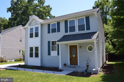 8624 Jennifer Court, Laurel, MD 20723 - #: MDHW264680