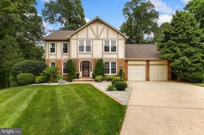 10285 Burleigh Cottage Lane, Ellicott City, MD 21042 - #: MDHW264994