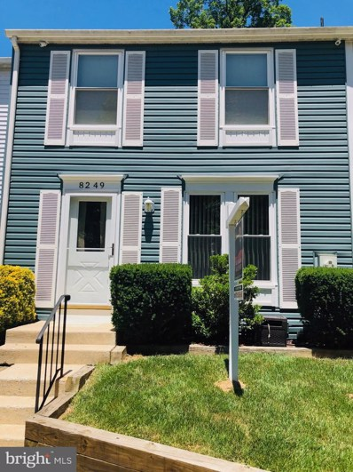 8249 Wellington Place, Jessup, MD 20794 - #: MDHW265480