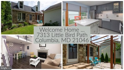 7313 Little Bird Path, Columbia, MD 21046 - #: MDHW265916