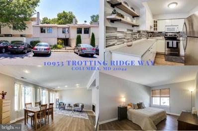10953 Trotting Ridge Way UNIT 7, Columbia, MD 21044 - #: MDHW267588