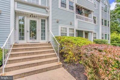 8561 Falls Run Road UNIT K, Ellicott City, MD 21043 - #: MDHW267790