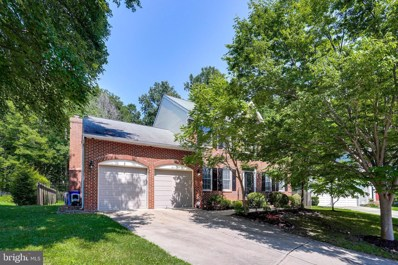 9312 Woodsedge Court, Laurel, MD 20723 - #: MDHW267880