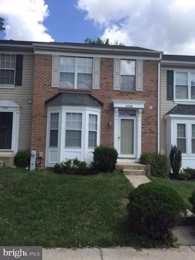 6108 Starburn, Columbia, MD 21045 - #: MDHW267916