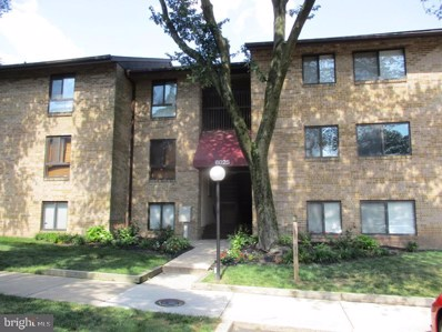 6025 Majors Lane UNIT 4C4, Columbia, MD 21045 - #: MDHW267944