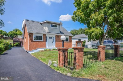9214 Grant Avenue, Laurel, MD 20723 - #: MDHW268686