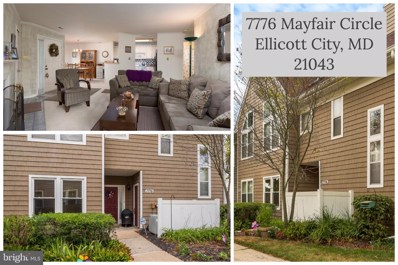7776 Mayfair Circle, Ellicott City, MD 21043 - #: MDHW268756