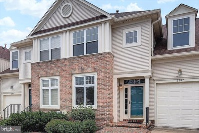 2247 Merion Pond UNIT 22, Woodstock, MD 21163 - #: MDHW268890