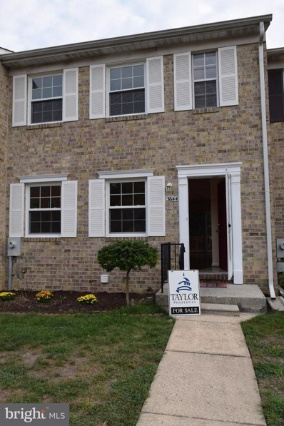 3644 Joycin Court UNIT C, Ellicott City, MD 21042 - #: MDHW269906