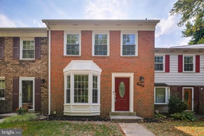 5728 Yellowrose Court, Columbia, MD 21045 - #: MDHW270154