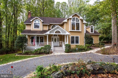 7101 Mink Hollow Road, Highland, MD 20777 - MLS#: MDHW270304