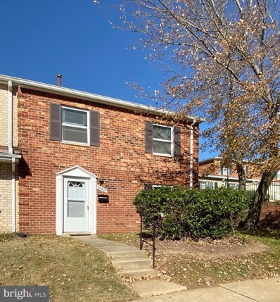 9640 Homestead Court UNIT F, Laurel, MD 20723 - #: MDHW270968