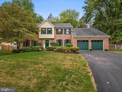 10526 Twin Cedar Court, Laurel, MD 20723 - #: MDHW271056