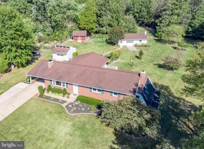 10734 E Crestview Lane, Laurel, MD 20723 - #: MDHW271118
