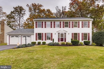 8709 Cardinal Forest Circle, Laurel, MD 20723 - #: MDHW271664