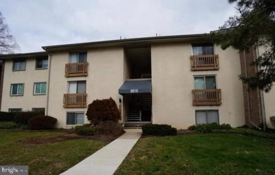 5015 Green Mountain Circle UNIT 1, Columbia, MD 21044 - #: MDHW271826
