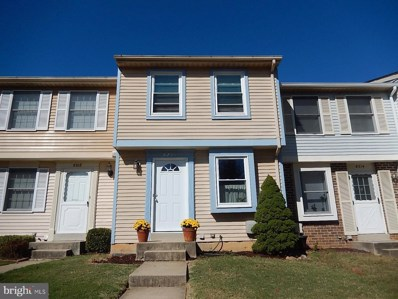 8216 Styers Court, Laurel, MD 20723 - #: MDHW272300