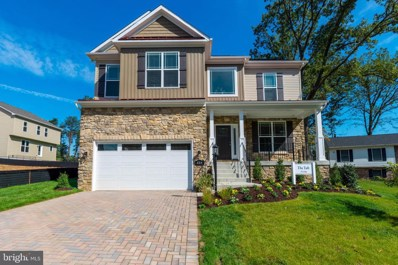 9317 Woodsedge Court, Laurel, MD 20723 - MLS#: MDHW272620