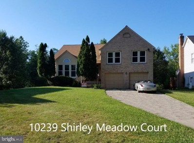 10239 Shirley Meadow Court, Ellicott City, MD 21042 - #: MDHW274448