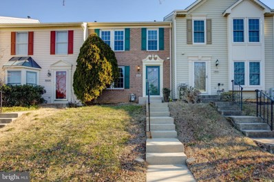8008 Brightlight Place, Ellicott City, MD 21043 - #: MDHW274560