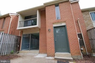10388 Faulkner Ridge Circle UNIT 4-6, Columbia, MD 21044 - #: MDHW276138