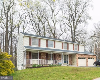 7700 Twin Oaks Way, Laurel, MD 20723 - #: MDHW276604