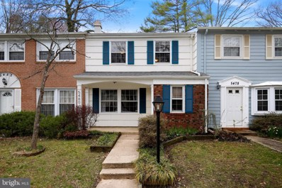 5480 Green Dory Lane, Columbia, MD 21044 - #: MDHW277472