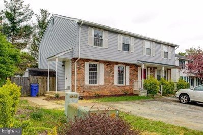 9210 Connell Court, Columbia, MD 21046 - #: MDHW277510