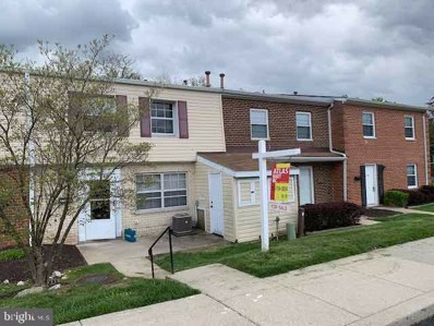 9180 Hitching Post Lane UNIT D, Laurel, MD 20723 - #: MDHW278376