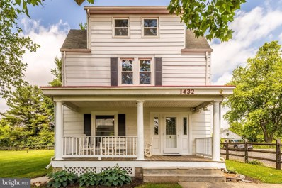 1432 Long Corner Road, Mount Airy, MD 21771 - #: MDHW279914