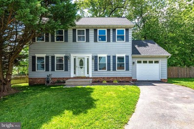 9360 Kings Post Court, Laurel, MD 20723 - #: MDHW279976