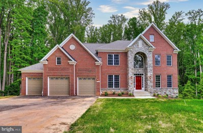 12155 Fulton Estates Court, Fulton, MD 20759 - #: MDHW280068