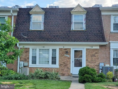 9090 Moonshine Hollow UNIT E, Laurel, MD 20723 - MLS#: MDHW280466