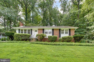 9753 Riverside Circle, Ellicott City, MD 21042 - #: MDHW283342