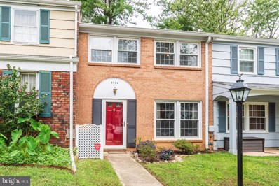 5524 Green Dory Lane, Columbia, MD 21044 - #: MDHW284116