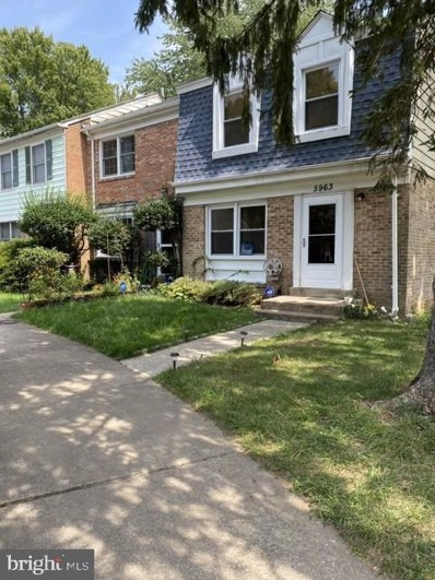 5963 Grand Banks Road, Columbia, MD 21044 - #: MDHW285196