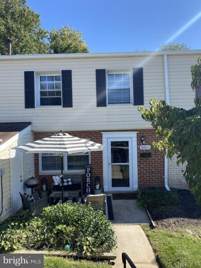 9180 Hitching Post Lane UNIT C, Laurel, MD 20723 - #: MDHW286572