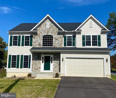 10122 Stansfield Road, Laurel, MD 20723 - #: MDHW286606
