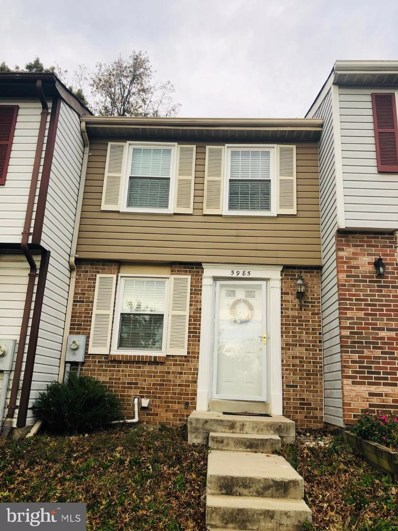 5985 Rowanberry Drive UNIT 10, Elkridge, MD 21075 - #: MDHW287424