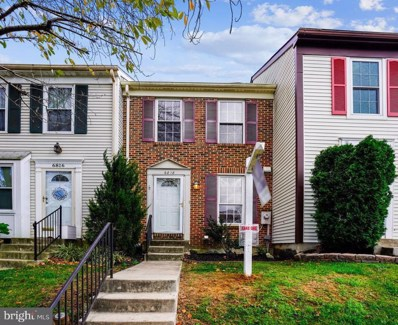 6818 Ducketts Lane UNIT 30-6, Elkridge, MD 21075 - #: MDHW288000
