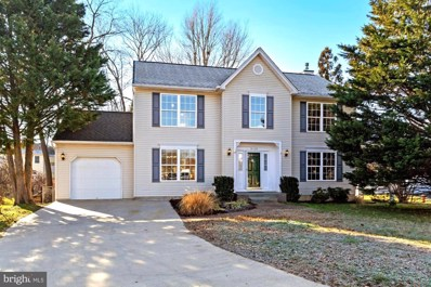 9129 Knox Court, Laurel, MD 20723 - #: MDHW289462