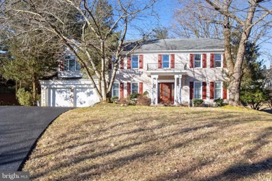10522 Twin Cedar Court, Laurel, MD 20723 - #: MDHW290022
