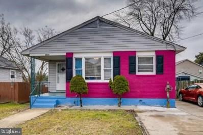6424 Euclid Avenue, Elkridge, MD 21075 - #: MDHW290080