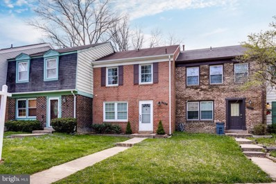 5760 Yellowrose Court, Columbia, MD 21045 - #: MDHW292266