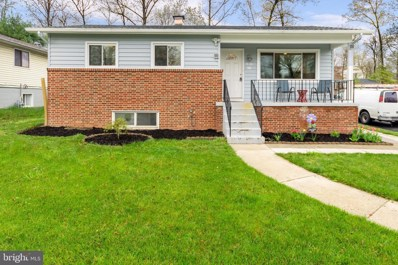 9616 Baltimore Avenue, Laurel, MD 20723 - #: MDHW292326