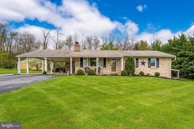 1023 Saint Michaels Road, Mount Airy, MD 21771 - #: MDHW292916