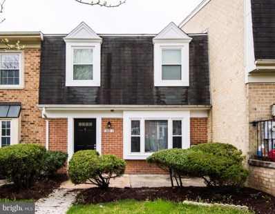 9015 N Laurel Road UNIT J, Laurel, MD 20723 - #: MDHW293048