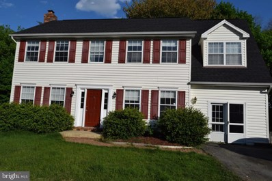 9368 Kings Post Court, Laurel, MD 20723 - #: MDHW293356